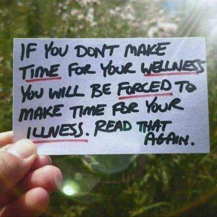 Make Time & Wellness v. Forced Time & Illness